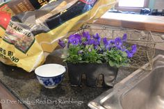 A table setting worthy of spring and St. Patrick's Day | Red Dirt Ramblings®