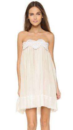 LILA.EUGENIE Grecian Mini Dress. Shopbop