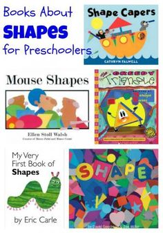 156 Best Shapes For Preschool Images In 2018 Preschool Preschool