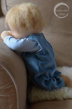 foto van Waldorf doll shop.
