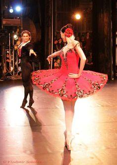 "Viktoria Tereshkina (Mariinsky Ballet) and Ivan Vasiliev (Mikhailovsky Ballet), ""Don Quixote"