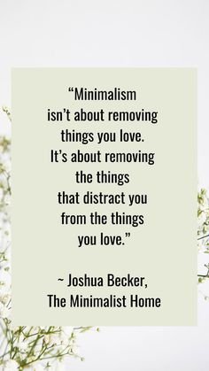 Positive Quotes, Motivational Quotes, Inspirational Quotes, Simple Life Quotes, Joshua Becker, Grief Poems, Attitude Quotes, Wallpaper Quotes, Declutter