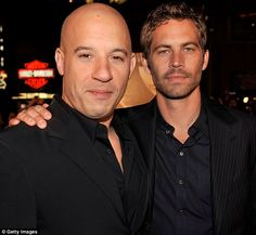 """Paul Walker is an American Actor and he's so famous with the Movie """"Fast and Furious"""" along with Vin Diesel. But unfortunately Paul walker died on November 2013 in a Car Acci… Actor Paul Walker, Rip Paul Walker, Paul Walker Tribute, Vin Diesel, Fast And Furious, Furious 6, Michelle Rodriguez, Dwayne Johnson, Johnny Depp"""