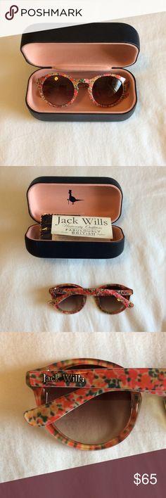 🎈Jack Wills🎈 Sunglasses Floral Jack Wills sunglasses. NWT. Jack Wills Accessories Sunglasses