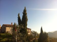 Volti di Pietra Bed and Breakfast. Sassoferrato - Marche - Italy