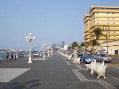 Fotos Del Puerto De Veracruz | Malecón de la ciudad, México, Veracruz, fotos de Malecón de la ...