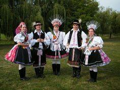 FolkCostume&Embroidery: Overview of the Folk Costumes of Europe, Hungary Folklore, Hungary History, European Costumes, Costumes Around The World, Folk Clothing, Folk Dance, Folk Fashion, Folk Costume, World Cultures