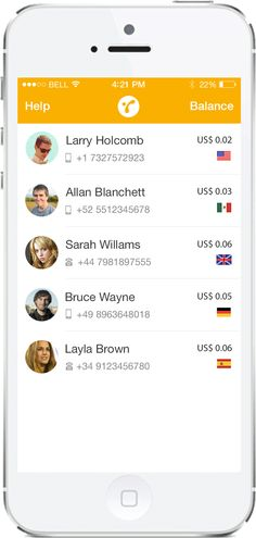 Low cost international calling! Ringo converts international calls to local calls. Talk for hours without worrying about internet connectivity or costs.