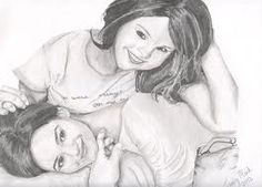 drawing of demi - Google Search