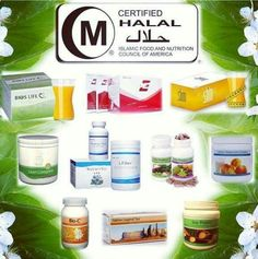 Unicity products are halal-certified !