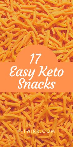 17 easy keto snacks to enjoy while on a low-carb diet like ketogenic diet. These snacks are super delicious and low in carbs. Most are also sugar free. IF you need to add variety to your keto snacks, here are the best low-carb snack ideas. Ketogenic Diet Starting, Ketogenic Diet For Beginners, Best Low Carb Snacks, Keto Snacks, Diabetic Snacks, Low Carbohydrate Diet, Low Carb Diet, Keto Approved Foods, Vegan Keto Diet