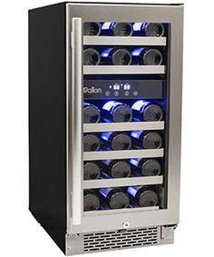 Avallon AWC280DZ Built-In Wine Cooler
