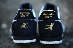 BAIT and Onitsuka Tiger Pay Tribute To Bruce Lee's Jeet Kune Do - SneakerNews.com