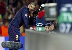 Sem Messi, Barça perde por 3 a 0 e Bayern passa com 7 a 0 agregado | Bayern de Munique vai protagonizar a primeira decisão alemã da história da principal competição europeia contra o Borussia Dortmund. http://mmanchete.blogspot.com.br/2013/05/sem-messi-barca-perde-por-3-0-e-bayern.html#.UYGa-LU3uHg