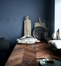 IKEA's BARKABODA walnut countertops