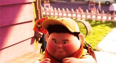 up movie Russell   Tumblr