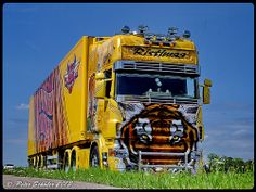 SCANIA - Ristimaa - Tiger - Finland | Flickr - Photo Sharing!