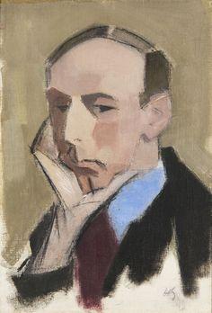 Helene Schjerfbeck, Modern Art, Contemporary Art, Abstract Portrait, Mondrian, Drawing Sketches, Art History, My Arts, Fine Art