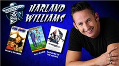 Harland Williams is the headliner at Goodnight's Comedy Club in #Raleigh #NC SEPTEMBER 13 - SEPTEMBER 16, 2012