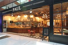 pictures of paul bakery paris - Google Search