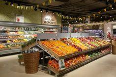 Supermarket at Central Children's Store - Fagerhult (International)