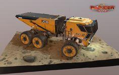 ArtStation - Mars Pioneer Mars, Allan Wales