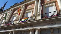 Edificio inspirado en El Escorial. #SaboraHuelva @aunahorade  @grupoadarsa @Huelvagastro17 @Cruzcampo @RedGuadalinfo @huelvaturismo @AytoHuelva @DipuHU