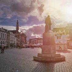 Liefde voor deze stad! by byestrella