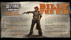 Billy the Kid | Call of Juarez