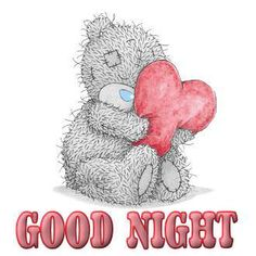 51 Best Tatty Teddy With Love Hearts Pictures And Photos Cute Good Night, Good Night Gif, Good Night Sweet Dreams, Tatty Teddy, Night Pictures, Cute Pictures, Good Night Teddy Bear, Calin Gif, Good Morning Gif Images