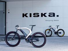 Opel bike by KISKA
