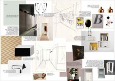 how to make a mood board for interior