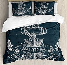 Narwhal Duvet Cover Set Happy Arctic Ocean Whale With Horn Swimming In The Sea Cartoon Style Animal Drawing 4pcs Bedding Set Bedding Sets