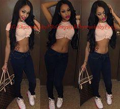 Jordan Girl Swag