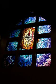 Stained glass -