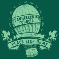Awesome sorority recruitment t-shirt designs from SororityBliss.com! Panhellenic council!