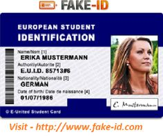 Fake National ID Cards Online | Scannable Hologram ID - Buy ...