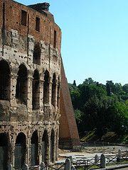 colosseo coliseum colosseum (Lo_So) Tags: italy rome roma brick architecture italia colosseum coliseum sperone stern architettura lazio colosseo restauro mattoni travertino valadier