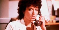 ITV's first female detective was diagnosed with the disease in 2013