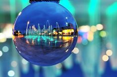 Our World Through a Crystal Ball » Hot Penguin