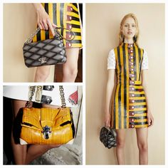 God Save the Queen and all: Primeras imágenes oficiales de Louis Vuitton SS15 #louisvuitton #ss15 #womenswear