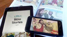 Open Bible Stories   *REALLY* great resource!  Tons of free pictures!  (Would be great to download on an ipad/kindle/laptop and show for visual aid.)