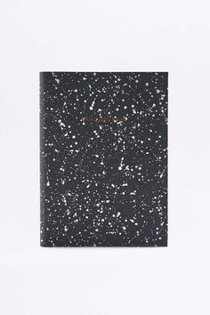 Ohh Deer Black Fleck Daily Journal