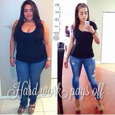 80 Weight Loss Transformations From Instagram That You Need To See!