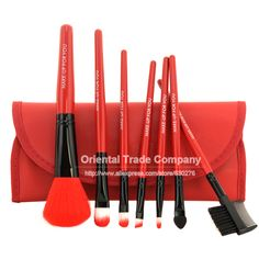 US $5.39 / piece バルク価格 送料: FreeCheap tool set mechanic, Buy Quality tool cookie cutter set directly from China tool toy set Suppliers: Makeup Tools 7 PCS Classical Makeup Brushes Set   Make up Brush set with  Makeup Brushes Case   10 Colors !!