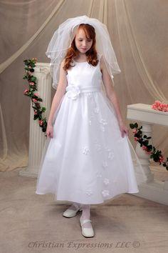 First Communion Dresses | Ella First Communion Dress | MonsterMarketplace.com