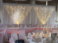 Grecian Light Backdrop at Ridings Barn Theobalds Park, Enfield ...