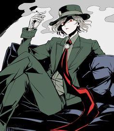Edmond Dantés【Fate/Grand Order】