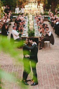 A Greenery-Filled Hawaiian Wedding in a Historic Sugar Mill Wedding Types, Wedding Vendors, Lgbt Wedding, Wedding Receptions, Romantic Wedding Photos, Ceremony Seating, Maui Weddings, Outdoor Weddings, Unique Weddings