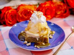 Get Loaded Butterscotch Sauce Sundae Recipe from Food Network